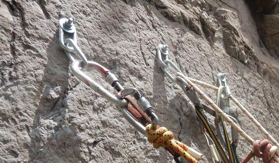 3 bolt anchor.