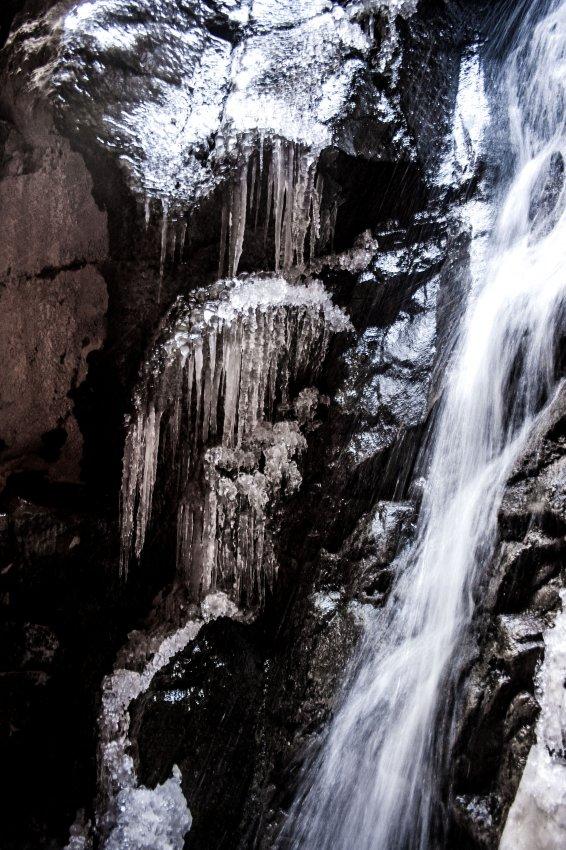 icefalls.