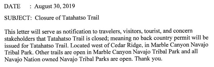 Letter to National Park JH redacted.